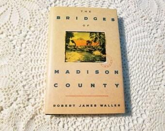 The Bridges of Madison County by Robert James Waller, romance novel
