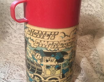 Disney Express Lunch Pail Thermos