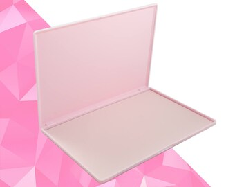 Magnetic Palette XL Pink - Magnetic Makeup Palette - Makeup Organize - Fits 54 Eyeshadows*