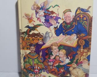 Vintage Andersons Fairy Tales Illustrated Junior Library