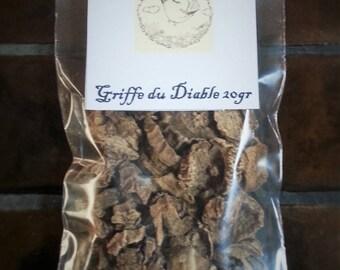 Devil's claw incense packet 20 gr
