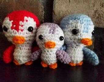 Penguin Crochet Amigurumi