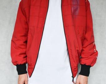 Vintage Bomber Jacket Size M