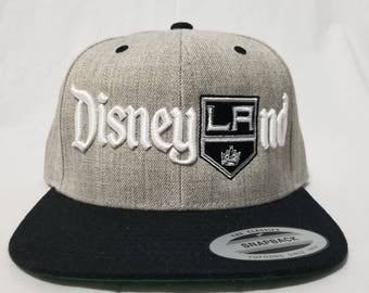 Disneyland LA KIngs hat