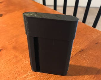 Juul Electronic Cigarette Case (with slot for charging dongle)