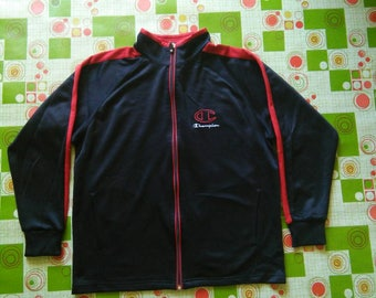 Rare!! Champion Authentic Athletic Apparel jacket ( spell out)... Very nice colouring and comfortable material...