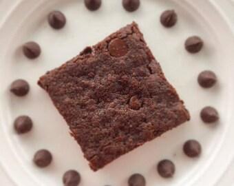 Vegan & Gluten-Free Brownies