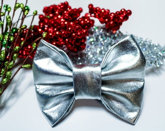 Tinsel // Dog  Bow Tie // Cat Bow Tie