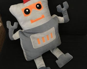 SOFT WEIGHTED ROBOT toy autism special needs