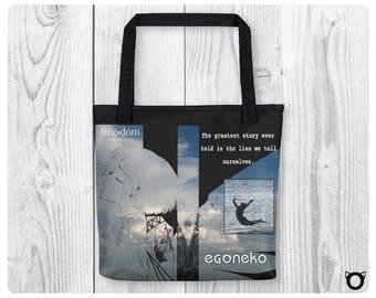 """Tote bag """"Freedom"""""""
