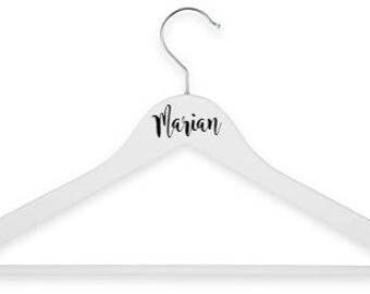 Personalized Hanger for Bridesmaids/Bridal Party