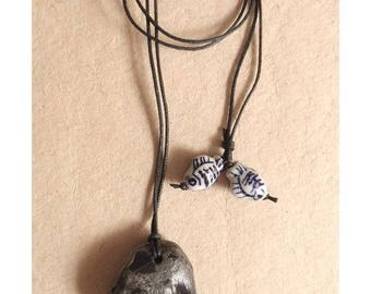 Irish Pebble Pendant
