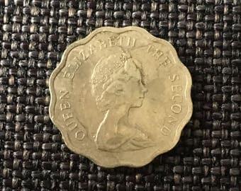 1979 Hong Kong 20 cents