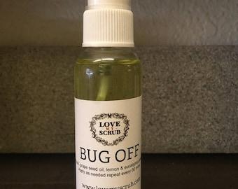Bug Off - All Natural Bug Repellent