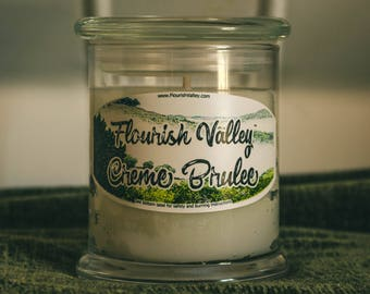 Creme Brulee - 9.0 oz Candle