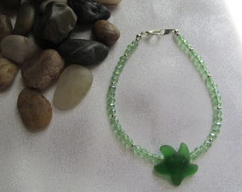 Starfish Bracelet-Green