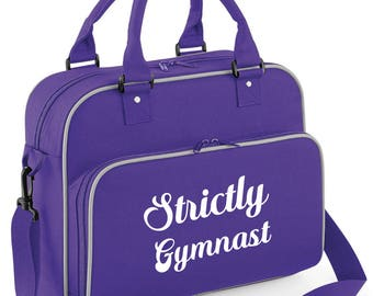 iLeisure Girls Strictly Gymnast Gymnastics Kit Bag.