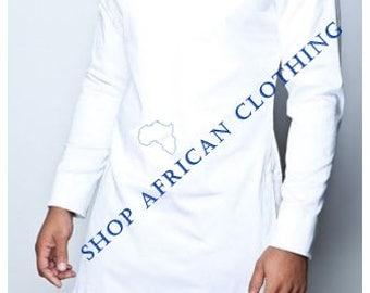 Dashiki - African Clothing - Kaftan - African Clothing for Men - African Dashiki Men - Caftan - Dashiki Shirt -Dashiki Men - #8 - TOP+PANTS