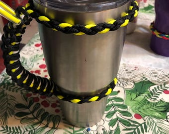Bulk custom tumbler handle
