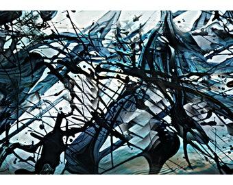 Modern art -deep layers