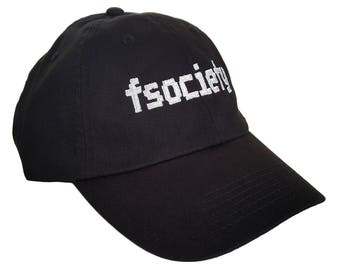F Society hat