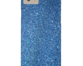 Blue glitter iPhone 6,6plus