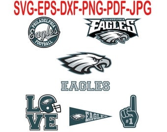 Philadelphia Eagles.Svg,eps,dxf,png,png,jpg.