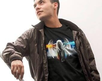 """""""Fallen Angel"""" for MEN T-Shirt"""