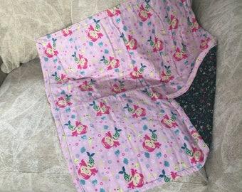 cat lap blanket, lap quilt
