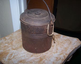Lunch Pail, 1900s, Comco