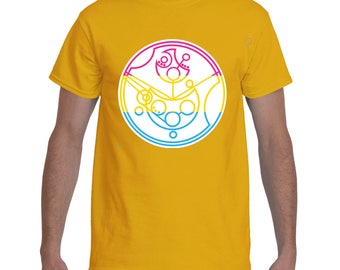Pansexual Gallifreyan T-Shirt