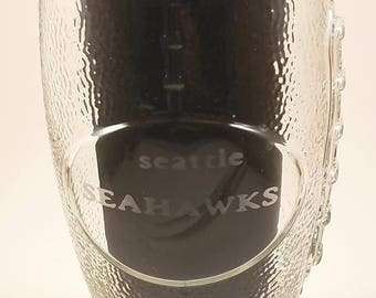 Seattle Seahawks glasses