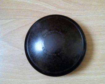 Baccyflap Bakelite Screw  On Lid Tibacco Holder 1960s