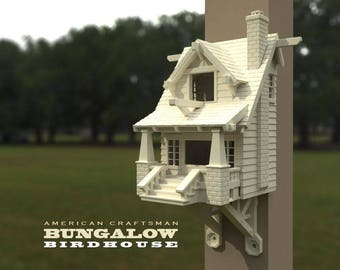 American Home Birdhouse