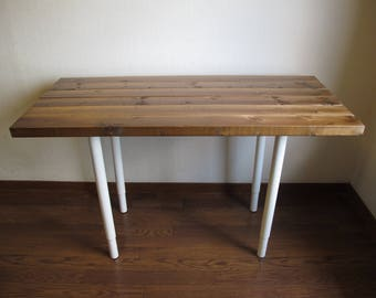 無垢材デスク Natural Wood Small Desk