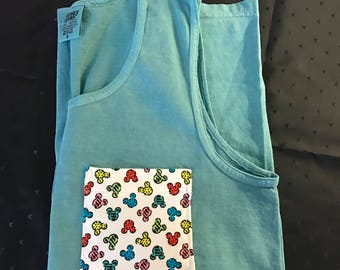 Mickey Mouse pocket tank