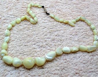 Ancient beads balamuti ussr 41gr(11)
