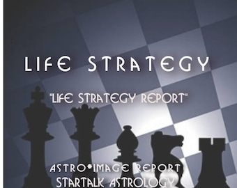 "StarTypes  ""Life Strategy Report"""