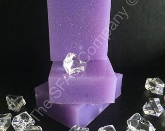 Parma Violet fragranced SLS free soap bar