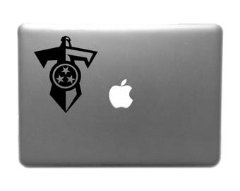 Titan Decal Etsy