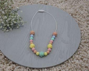 Little Ladies - Rainbow Necklace