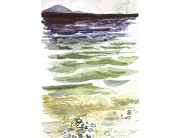 Greek Sea2 Card