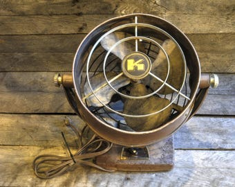 1950's Kenmore 3 Speed Fan