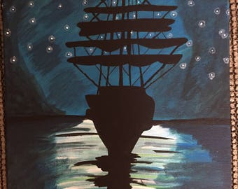 Adventures on the high seas