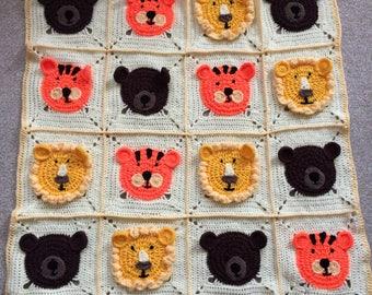 Beautiful Animal Blanket