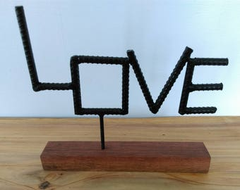 rebar etsy With rebar letters