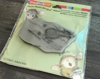 Stampendous House Mouse Ski Run