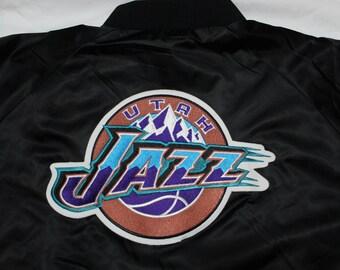 Throwback Utah Jazz Jacket (GTC)
