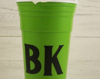 Personalized Party Cup
