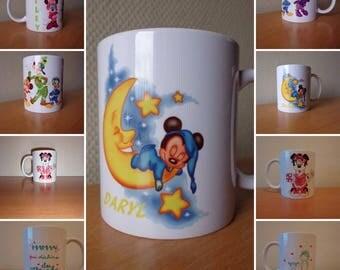 Custom design ceramic mug
